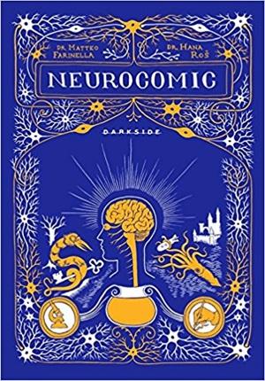 capa neurocomic historia em quadrinhos neurociencia