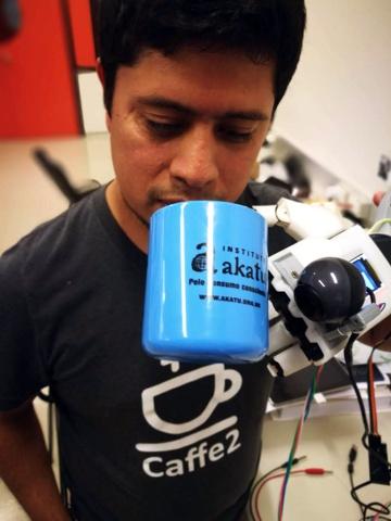 eric rohmer - mao robotica cepid brainn