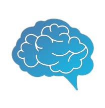 cérebro azul pequeno 2